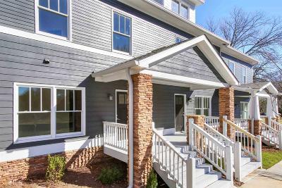 Hapeville Condo/Townhouse For Sale: 619 Chestnut St #H