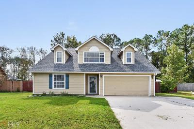 Kingsland Single Family Home New: 603 W Lake Jordan Blvd