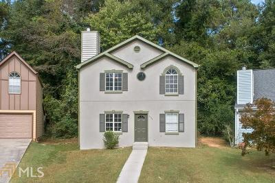 Kennesaw GA Single Family Home Under Contract: $170,000