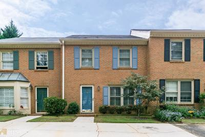 Roswell Condo/Townhouse New: 2023 Raleigh Tavern Dr