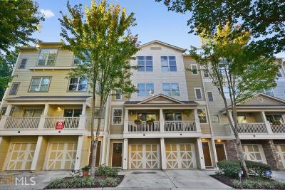 Atlanta Condo/Townhouse New: 220 Semel Cir #176