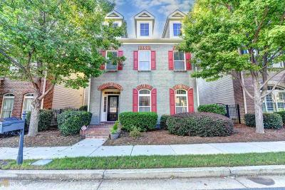 Suwanee Single Family Home For Sale: 319 Barbados Ln