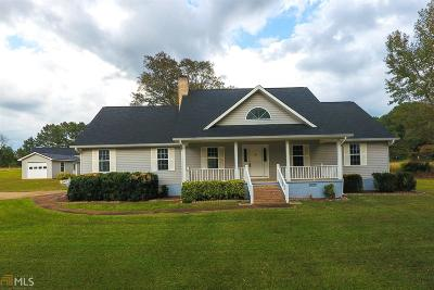 Jasper County Single Family Home New: 1364 Meadows Rd