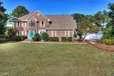 Cartersville Single Family Home Under Contract: 4 Bobwhite Trl