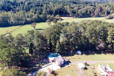 Fairburn Single Family Home For Sale: 7275 Bishop Rd