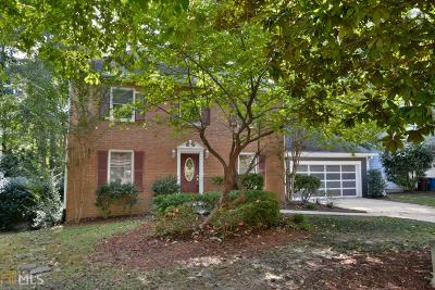 Peachtree City Single Family Home For Sale: 103 Paddock Trl