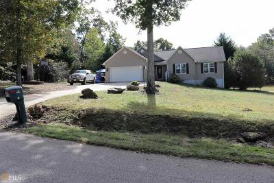 Demorest Single Family Home Under Contract: 218 Poplar Mill Rd