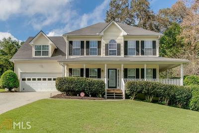 Flowery Branch Single Family Home For Sale: 7544 Woody Springs Dr