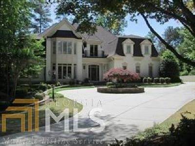 Country Club Of The South Single Family Home For Sale: 9425 Colonnade Trl