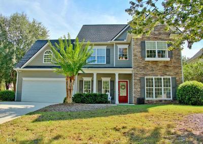 Newnan Single Family Home New: 82 Eastlake Lndg