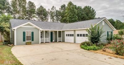 Braselton Single Family Home New: 222 Reisling Drive