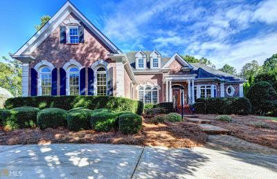 Suwanee Single Family Home For Sale: 5560 Stoneleigh