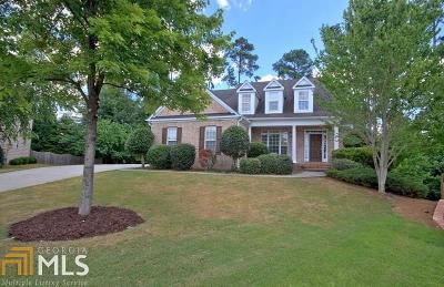 Peachtree City Single Family Home For Sale: 606 Skipping Rock Ln