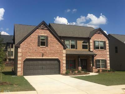 Loganville GA Single Family Home New: $299,740