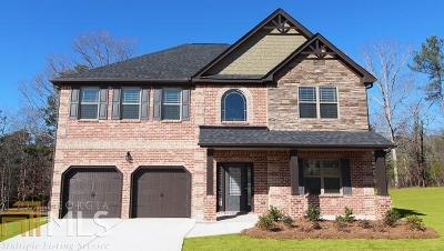 Loganville GA Single Family Home New: $309,781