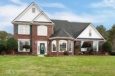 Suwanee Single Family Home New: 3927 Lake Leaf Vw