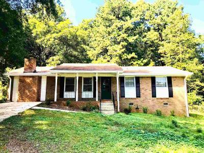 Stone Mountain Single Family Home New: 904 Meadow Rock Way