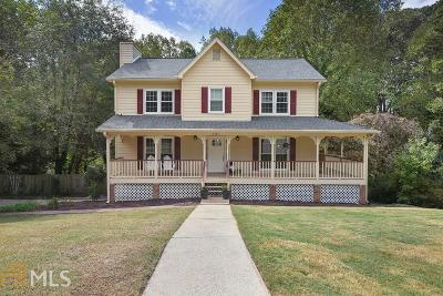 Single Family Home Sold: 4781 Shallow Ridge Rd