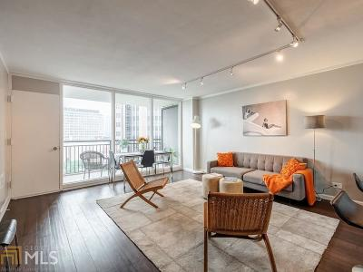 Atlanta Condo/Townhouse New: 620 Peachtree Street NE #1608