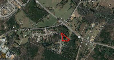 Dacula Residential Lots & Land For Sale: 3780 Burnt Hickory Dr