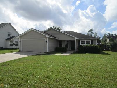 Camden County Single Family Home New: 100 Evening Sun Dr