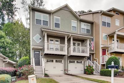 Atlanta Condo/Townhouse New: 2075 Liberty Court NW