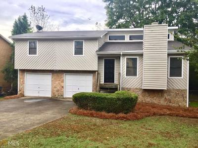 Norcross Single Family Home Under Contract: 4168 Phil Niekro