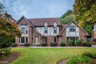 Atlanta Single Family Home New: 1655 Redbourne Dr