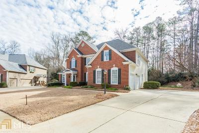 Kennesaw Single Family Home New: 3883 Greenward Vw