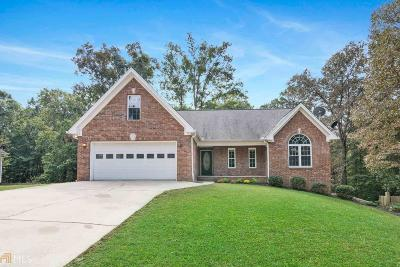 Hoschton Single Family Home New: 463 Creek View Dr #60
