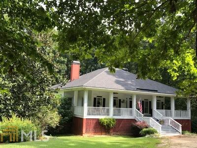 Conyers Single Family Home New: 261 Griffin Mountain Trl