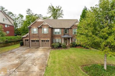 Ellenwood Single Family Home For Sale: 4660 Lake Hill Trl