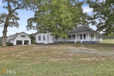 Newnan Single Family Home New: 225 McKoy Rd