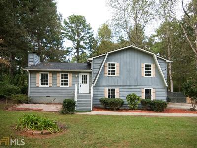 Douglasville Single Family Home New: 6206 Pine Ln