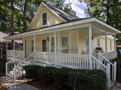 Carrollton Single Family Home New: 119 Orchard St