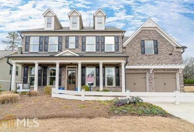 Buford Single Family Home New: 3395 Reed Mill Rd