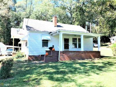 Troup County Single Family Home Under Contract: 108 Brazell St
