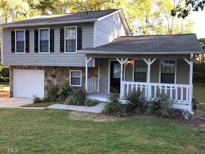 Lilburn Single Family Home Under Contract: 3923 Christy Gale Ct
