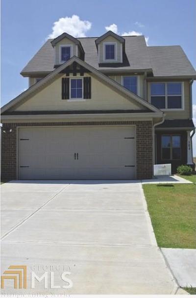 McDonough Single Family Home For Sale: 192 Leland Ln #24