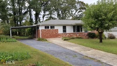 Smyrna Single Family Home For Sale: 3114 Biggern Ave
