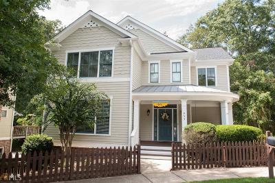Atlanta Single Family Home New: 953 SE Grant Cove Pl