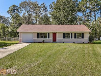 Camden County Single Family Home New: 215 Pinedale Dr