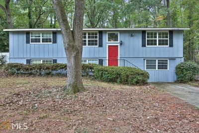 Newnan Single Family Home New: 1185 Country Club Rd