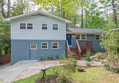 Atlanta Single Family Home New: 2069 Jordan