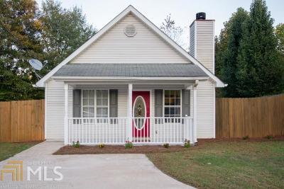 Cumming Single Family Home Under Contract: 2667 Pilgrim Mill Rd