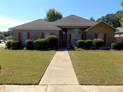 Muscogee County Single Family Home New: 201 Plum