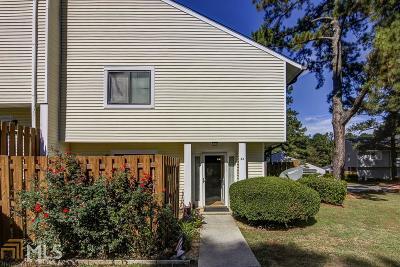 Peachtree City GA Condo/Townhouse Under Contract: $129,900