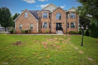 Ellenwood Single Family Home Under Contract: 3596 Riverview Approach