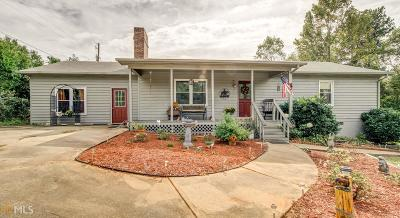 Hall County Single Family Home Under Contract: 4778 Poplar Springs Rd