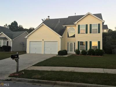 Snellville Single Family Home Under Contract: 4429 Persian